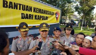 Kapolri Salurkan Bantuan untuk Korban Gempa Aceh