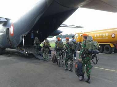 Bantu Korban Gempa Pidie Jaya, TNI AU Berangkatkan 67 Personel Medis