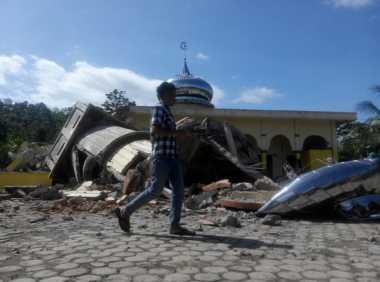 BNPB Kirim Bantuan Senilai Rp3,5 Miliar ke Pidie Jaya