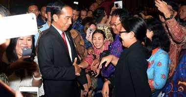 Bertemu Pengusaha di Bali, Presiden Jokowi Sosialisasi Tax Amnesty