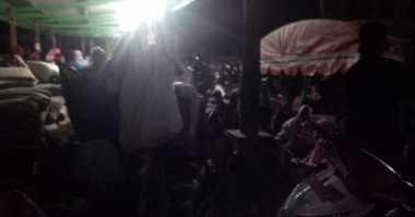 Takut Gempa Lagi, Ratusan Warga Pidie Jaya Aceh Mengungsi ke Masjid