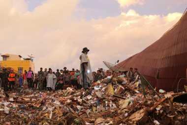 Bayi 3 Bulan hingga Lansia 80 Tahun Meninggal dalam Gempa Pidie Jaya