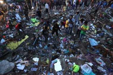 Korban Meninggal Akibat Gempa Pidie Jaya Dapat Santunan Rp15 Juta