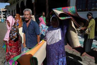 Trauma, Korban Gempa Pidie Jaya Takut Dirawat di Rumah Sakit