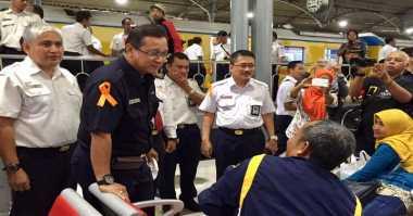 Cek Kesiapan Jelang Libur Akhir Tahun, Dirut KAI Sambangi Stasiun Tugu Yogya