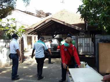 PT KAI Tertibkan Rumah Dinas di Purwosari Solo