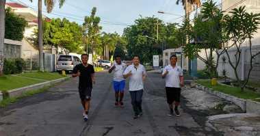 Hary Tanoe Jaga Stamina dengan Lari 60-80 Menit Tiap Pagi