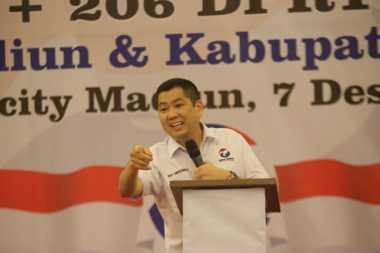 Partai Perindo Hadir untuk Mempercepat Indonesia Maju