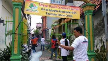 "Rescue Perindo Jatim Maraton ""Asapi"" Bojonegoro hingga Surabaya"