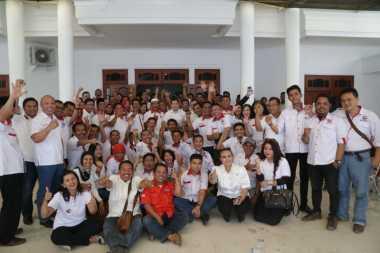 Hary Tanoe Minta Sayap Organisasi Bergerak Membangun Indonesia