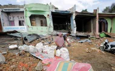 Kemdikbud Dirikan Sekolah Darurat untuk Korban Gempa Aceh