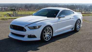 Ford Mustang Modifikasi Bekas SEMA 2015 Dilelang