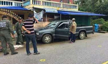 Enam Orang Tewas Akibat Penembakan di Thailand