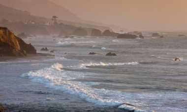 Gempa Bumi 6,5 SR di California Tak Merusak Apa pun