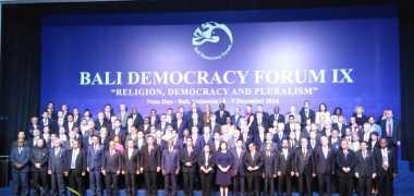 Bali Democracy Forum 2016 Catatkan Rekor Kehadiran Delegasi