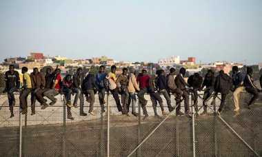 400 Imigran Afrika Utara Mencoba Menyeberang ke Spanyol