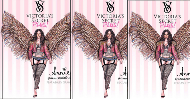 Menuntut Keberagaman, Model Plus Size Ini Ingin Berjalan di Victoria's Secret Fashion Show