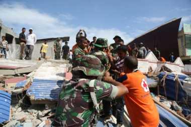 Bangunan Rusak Pascagempa Aceh, Pemerintah Siapkan Santunan