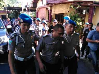 Sebelum Ditangkap, Oknum Polisi Tersangka Narkoba Diperintahkan Pakai Seragam