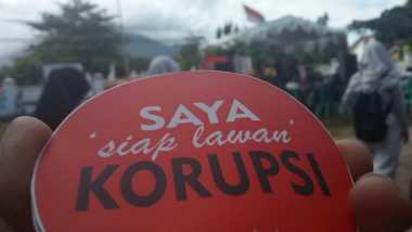 "Kejati Banten Dinilai ""Mandul"", Sejumlah Aktivis Gelar Mimbar Bebas"