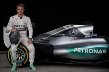 Ditinggal Rosberg, Mercedes Buka Lowongan Pembalap di Internet