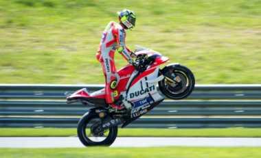 Mesin Desmosedici Jadi Salah Satu Kekuatan Ducati