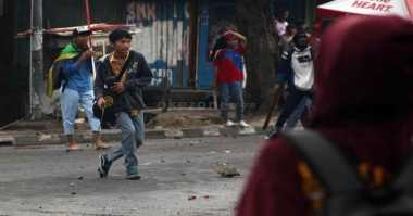 Hendak Tawuran, Gerombolan Pelajar SMP Diamankan Polisi