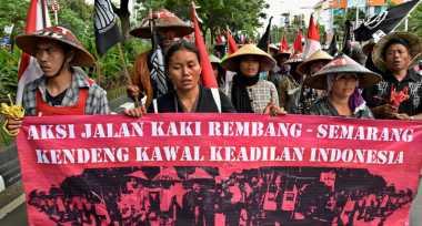 Dibatalkan MA, Gubernur Jateng Terbitkan Izin Baru Pembangunan Pabrik Semen di Rembang