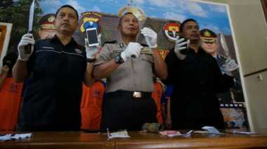 Komplotan Begal Sadis Bersenjata Kapak & Golok Diringkus Polisi