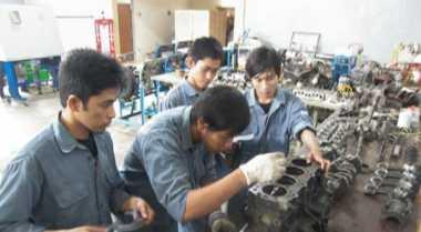 Pendidikan Kejuruan Perlu Konsep Praktik Berbasis Industri