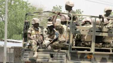 30 Tewas, Setelah Dua Siswi Nigeria Ledakkan Bom