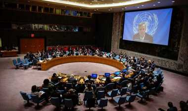 China Gagal Blokir Pertemuan DK PBB soal Krisis HAM Korut
