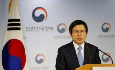 Pasca-Pemakzulan Presiden Park Geun-hye, PM Korsel Minta Rakyat Tenang