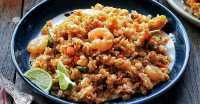Resep Nasi Goreng Cumi Tom Yam untuk Santapan Makan Malam