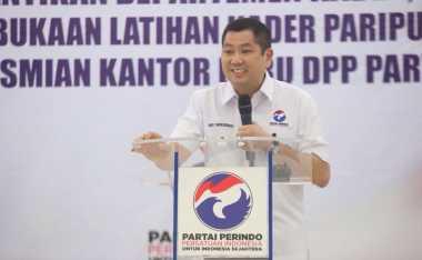 Perindo Siapkan Kader Profesional untuk Bangun Indonesia
