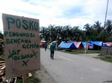 45.329 Jiwa Korban Gempa Pidie Jaya Masih Mengungsi
