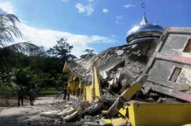 Korban Gempa Aceh Butuh Relawan Trauma Healing dan Dokter Ortopedi