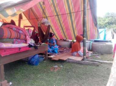 Bayi Korban Gempa Pidie Jaya Butuh Pasokan Susu