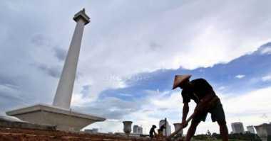 Akhir Pekan, BMKG Prediksi Jakarta Cerah Berawan