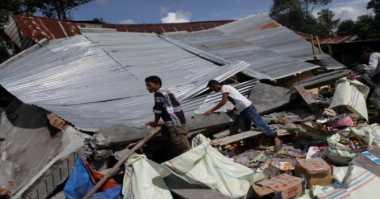 Korban Gempa Aceh: Meninggal 101 Orang, 93 Terindentifikasi