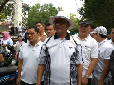 Soal Cagub Korupsi, Wahidin Halim Tantang Rano Karno Datangi KPK