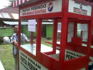Gerobak UMKM Perindo, Berkah bagi Pedagang Kecil di Bengkulu