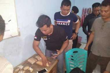 Polisi Sita 8,8 Kg Emas Hasil Tambang Ilegal
