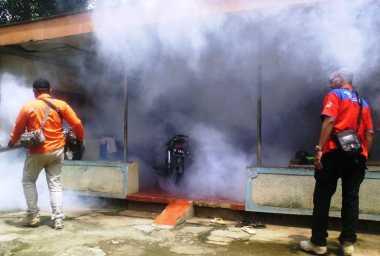 "Rescue Perindo ""Asapi"" 300 Rumah di Semarang"