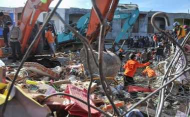 Kapolres Sampang Pimpin Penggalangan Dana bagi Korban Gempa Aceh