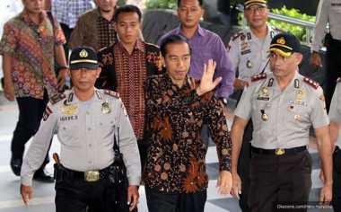 Jokowi Dijadwalkan Silaturahmi ke GP Ansor Hadiri Peringatan Maulid Nabi