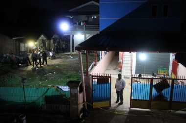 Gelar Olah TKP di Lokasi Penemuan Bom Bekasi, Polisi Perketat Pengamanan