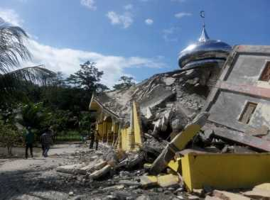 70 Gempa Susulan Guncang Wilayah Aceh