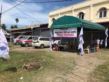 Posko Perindo Siaga Bantu Korban Gempa Aceh