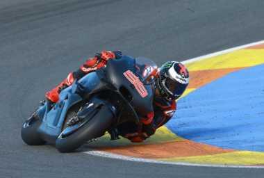 Dovizioso: Lorenzo ke Ducati Bagus buat Tim